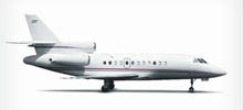 falcon 900b-private-jet