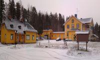 Mansion Lokatten in Sweden