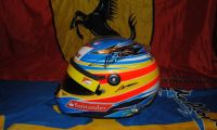 Formula 1 Fernando Alonso Helmet
